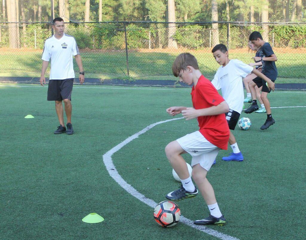 Technical Soccer Training New
